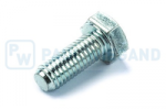 Hex head screw DIN/ISO 933/4017 M8x20