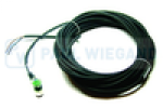 Control Cable 4-pin 10mtr with LED