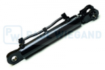 Hydraulic cylinder Faun Variopress Packer plate left with Reed switch from/to 1999-2004