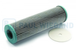 Hydraulic filter Faun Frontpress Spare Parts