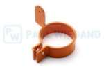 Clamping sleeve Faun Sidepress with Holding device Solenoid