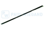 Clamping Strip Faun Faun Sidelift C240 Einzelkam Frame Side protection l: 905 b: 20 h: 3