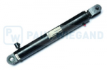 Hydraulic cylinder Faun Powerpress Tail cylinder Tailgate cylinder right with Reed switch