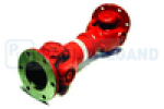 Articulated shaft Geesink Mekam Drive Hydraulic pump Collecting tank