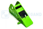 Bearing housing Haller Arm Footstep left from Bj.99