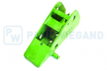 Bearing housing Haller Arm Footstep right from Bj.99