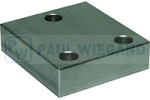 Spacer piece Zöller Zoeller Delta 2301 Side protection barrier Aluminium l: 55 b: 50 h: 15 from/to 04-2003/08-2005