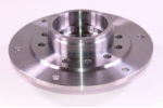 Bearing housing Dulevo 5000 Cone wheel set Differential Differential D: 240 d: 210 h: 81