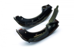 brake shoe set RAVO 5-Series with Lever Rear axle right
