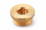 blanking screw with hexagon socket Hako standard parts 1/2""