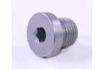 blanking screw with hexagon socket Trilety S6000(T) spray pipe right 1/4""