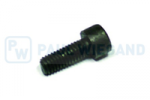 cylinder screw with hexagon socket DIN/ISO 912/4762 M6x16 10.9
